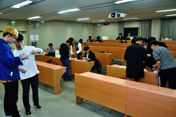 Elections for the Student Union Held