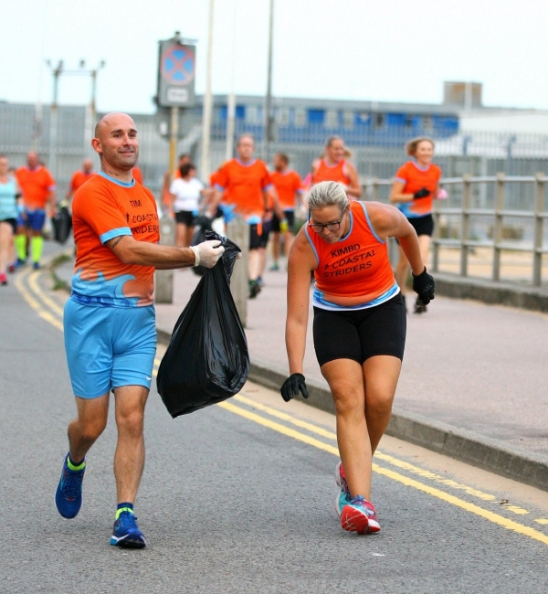 ▲Plogging as the trend for the sustainable environment